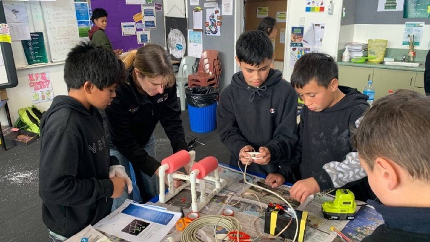Rotorua children show promising digital futures at competitions