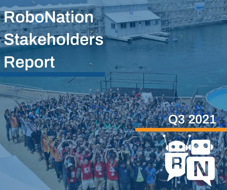 stakeholders report