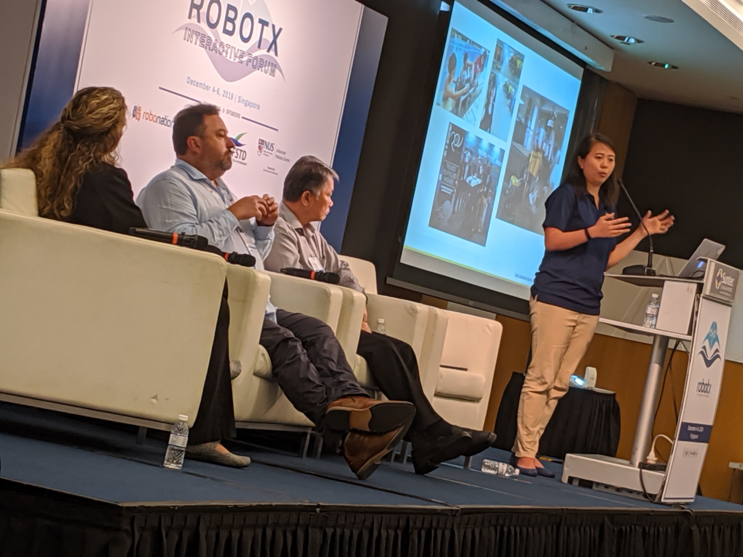 2019 RobotX Interactive Forum