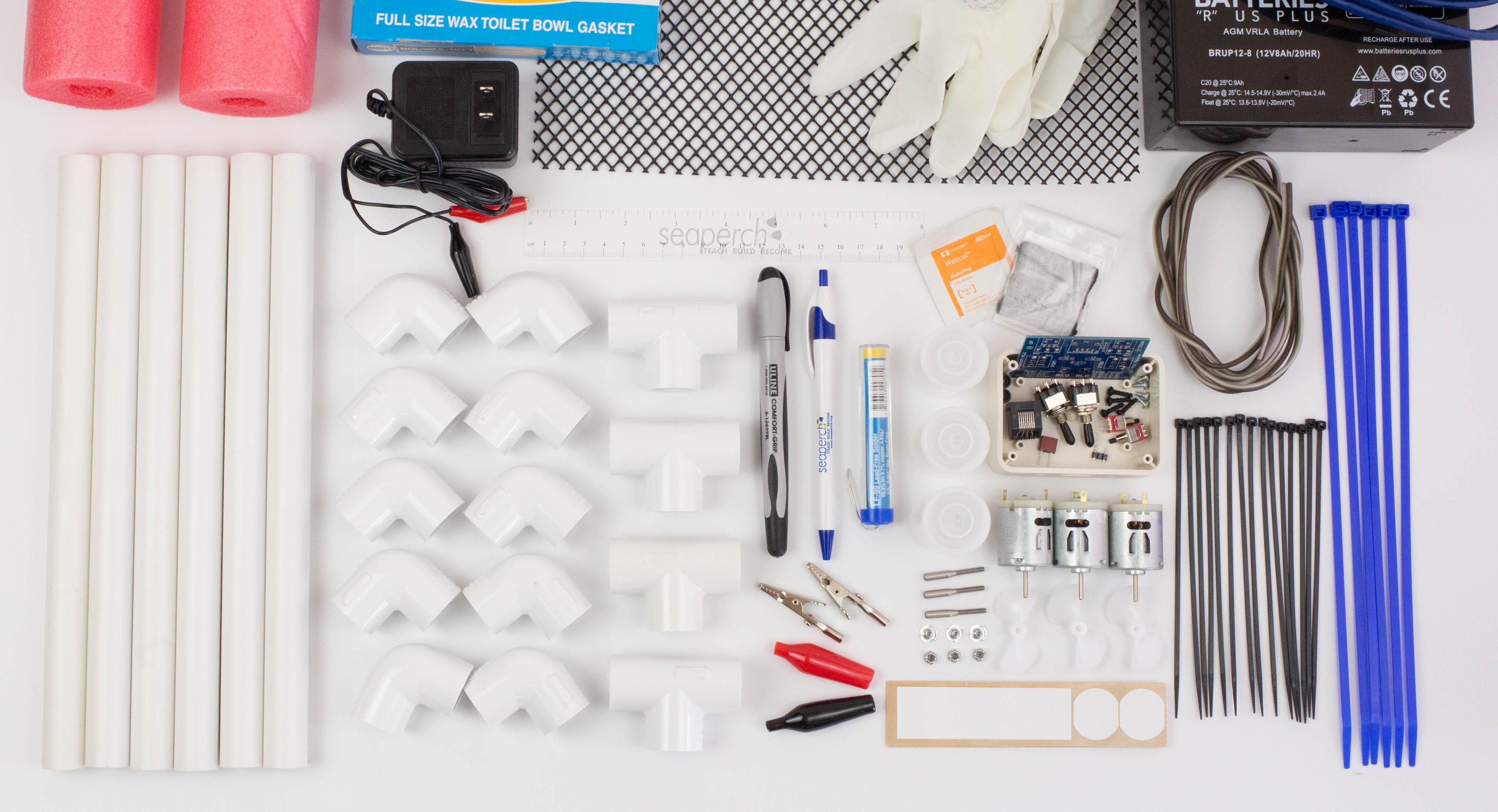 SeaPerch ROV Kit