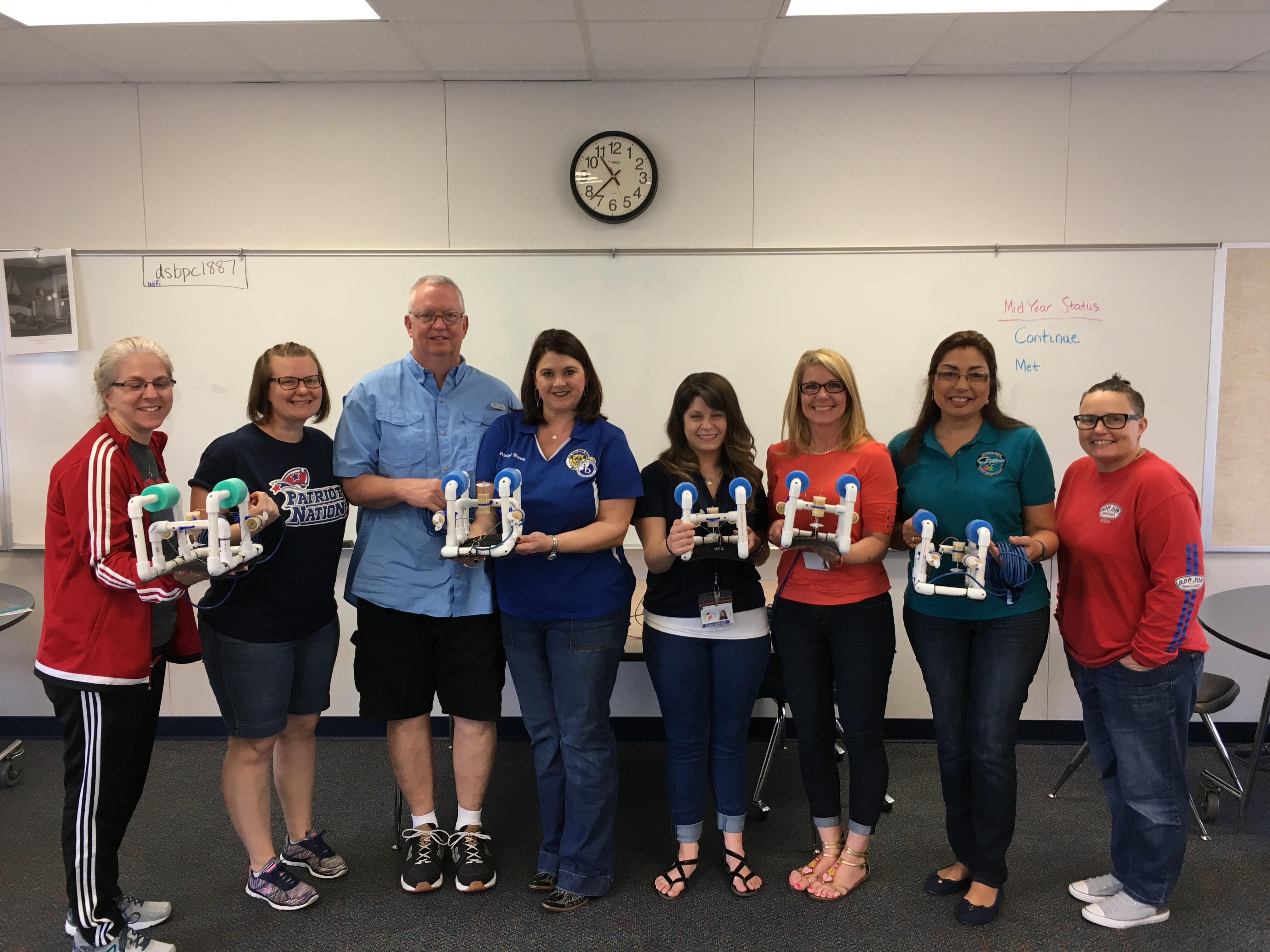 Pasco County SeaPerch Teacher Workshop