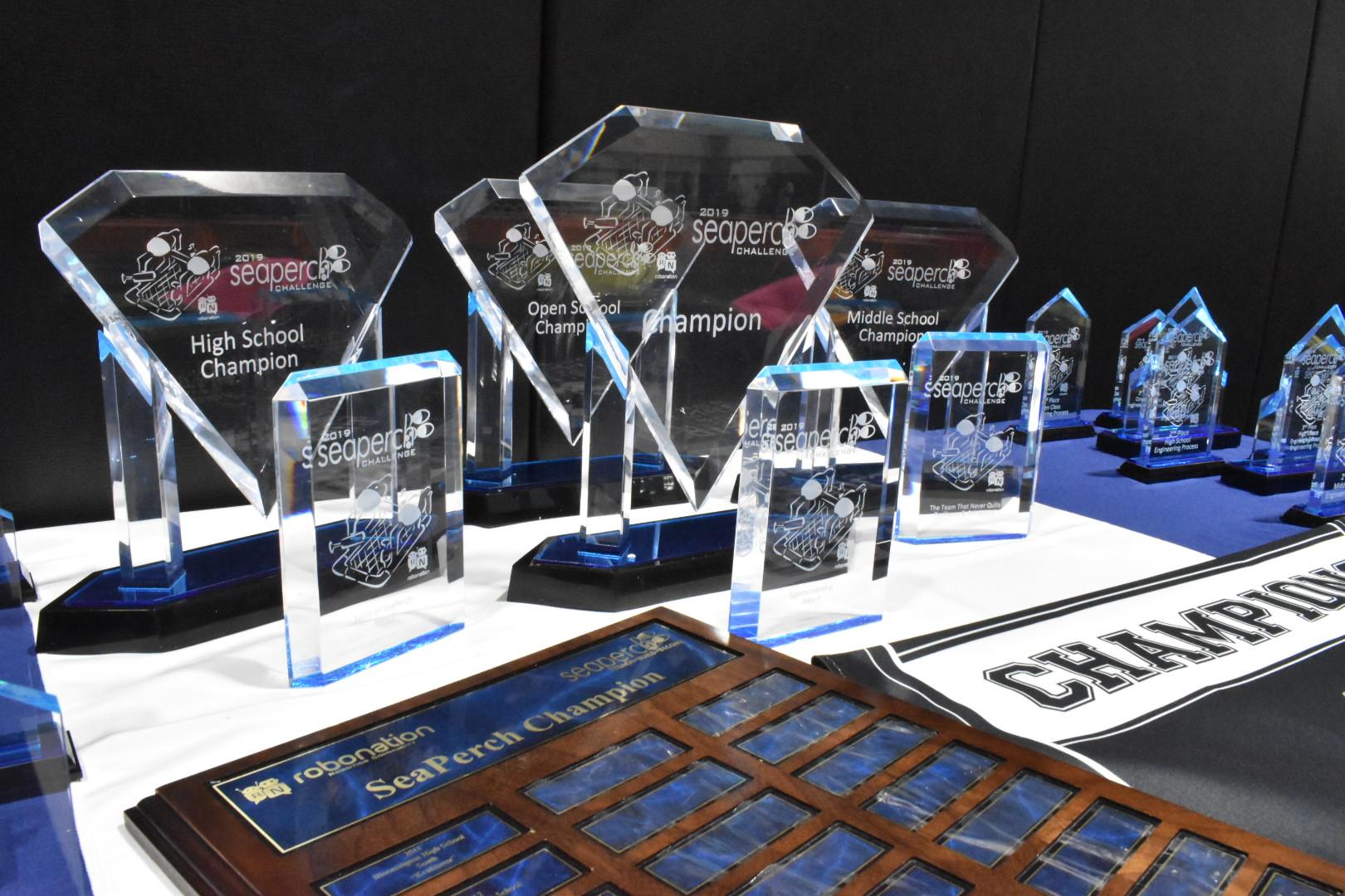 2019 International SeaPerch Challenge Awards